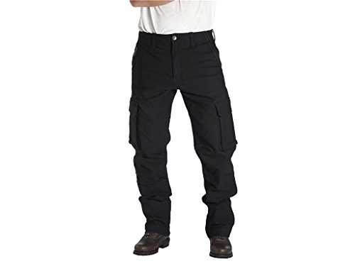 Rokker Motorrad Jeans Motorradhose Motorradjeans Black Jack Jeans schwarz 33/34, Herren, Chopper/Cruiser, Ganzjährig, Textil