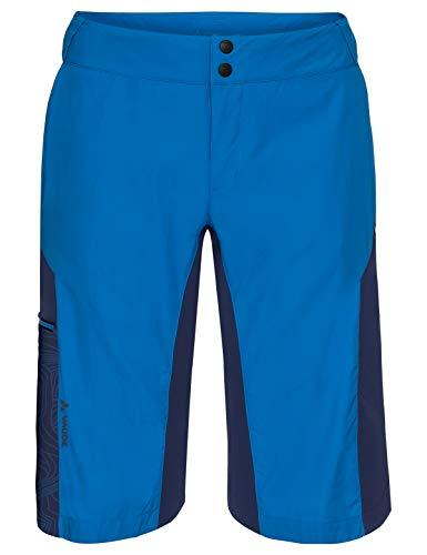 VAUDE Herren Men's Downieville, Enduro-Shorts zum Mountainbiken Hose, Radiate blau/co, S