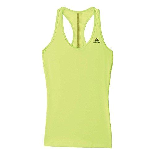 adidas Athletic Tank - Camiseta para Mujer, Color Turquesa, Talla XL