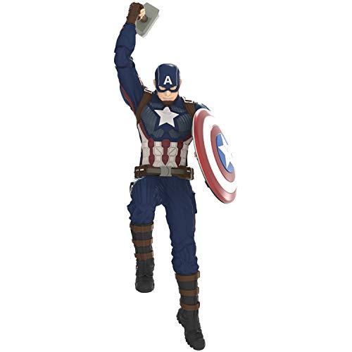 Hallmark Keepsake Christmas Ornament 2020, Marvel Studios Avengers: Endgame Captain America