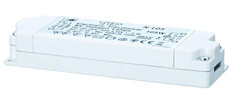 Paulmann TIP VDE Elektroniktrafo max. 35-105W, 230/12V 105VA Weiß