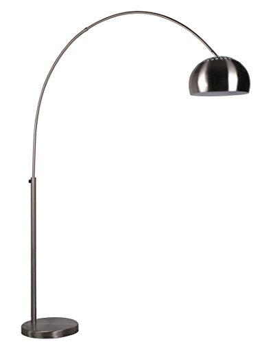 FLOOR LAMP METAL BOW