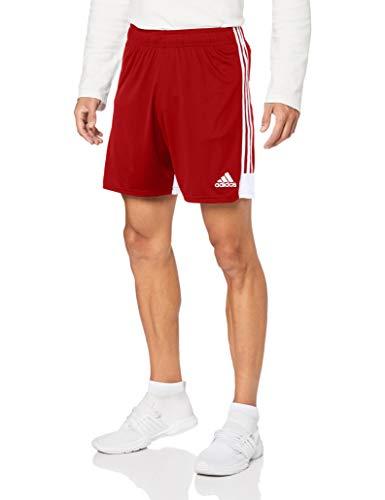 adidas Tastigo 19, Short Unisex Bambini, Power Red/White, 140