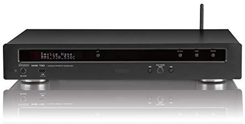 Magnat MMS 730, Netzwerkplayer, Internetradio, Bluetooth