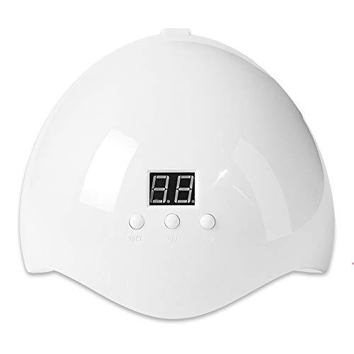 36W/54W Uñas de la Lámpara UV LED Secador de Uñas USB Curado Secadores de Uñas Inteligente Sensor Portátil Profesión de Uñas Herramientas Con 3 Modo Tiempo de Regalo
