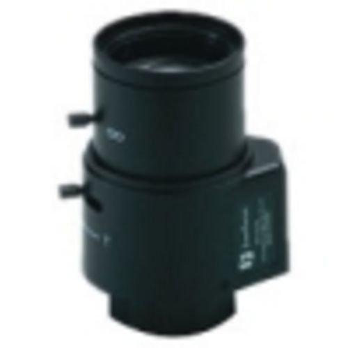 EverFocus EFV-2812DC Schwarz Kameraobjektiv - Kameraobjektive (2,8-12 mm, Schwarz, 4,3X)