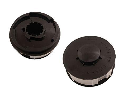 Fadenspule 1,6mm (2er Set) passend Gardenline GLR 455 Freischneider