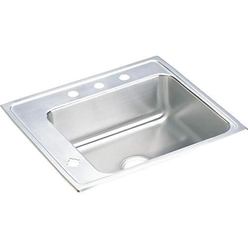 Where to buy Elkay DRKR2220L Lustertone 22' Single Basin Drop In