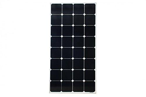 Solarpanel Solarmodul 100Watt Backcontact Zellen 12Volt SunPower 12 Volt Solar