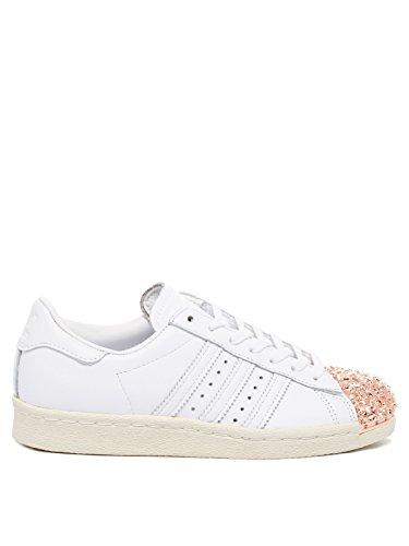 Adidas Sneaker Women Superstar 80S 3D MT W BB2034 Weiß, Schuhgröße:37 1/3