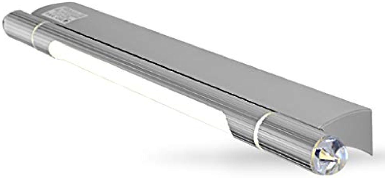 Wddwarmhome Led Badezimmer Aluminium Spiegel Licht Kommode Make-Up Wandleuchte Einstellbare InsGrößetion Pitch Lichtkrper Kann Drehen ( gre   103cm 17W )
