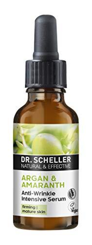 Dr. Scheller Olio di argan & Amaranth siero intensivo antirughe, 30 ml