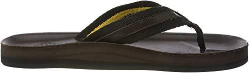 GANT Footwear Herren Breeze Zehentrenner, Braun (Espresso G464), 45 EU