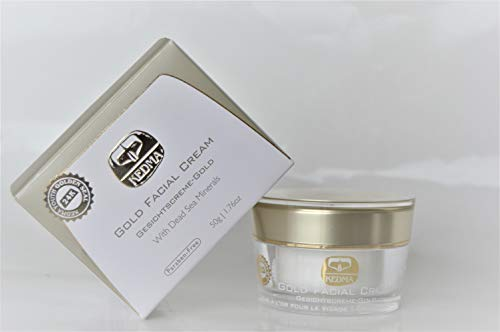 KEDMA Gold Gesichtscreme 50 ml