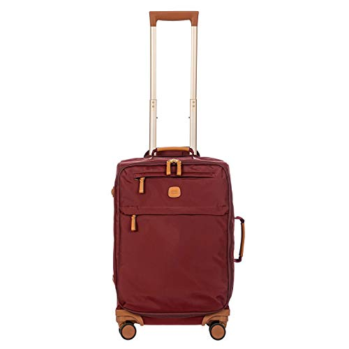 X-Travel softside Carry-on Trolley, One Size309-Bordeaux