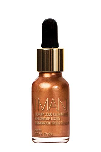 Iman Cosmetics Luxury Liquid Illuminator in Slay
