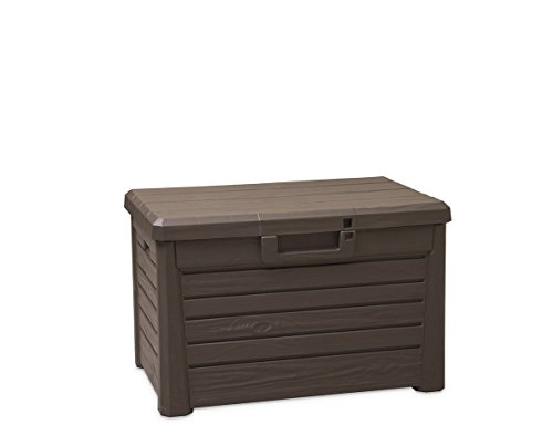 TOOMAX Art. 158 Kissen Compact Box Florida, 73 x 50,5 x 46,5 cm, braun