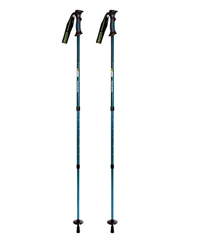 Mountainsmith Pinnacle Trekking Pole Pair, Blue, 54