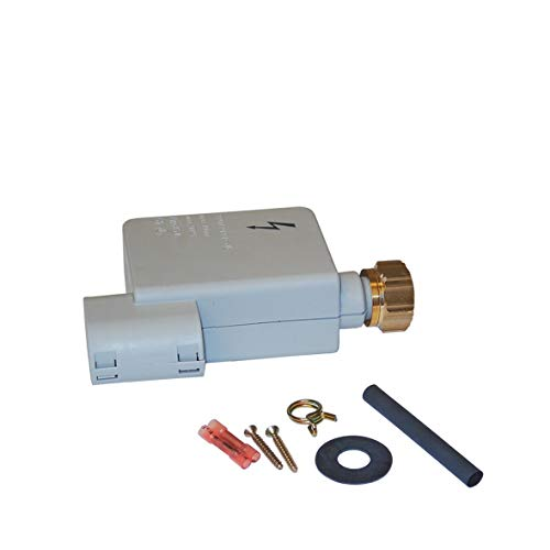 Válvula magnética, juego de reparación de válvula de agua, repuesto para Bosch 00091058, accesorio de repuesto para lavavajillas