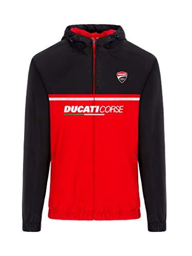 Ducati Corse Giacca Jacket Wind - Nero - S