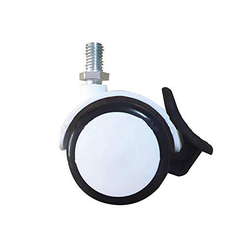 ZXL wielen polyurethaan PU universele beauty uitrusting babybed accessoires 4-TLG