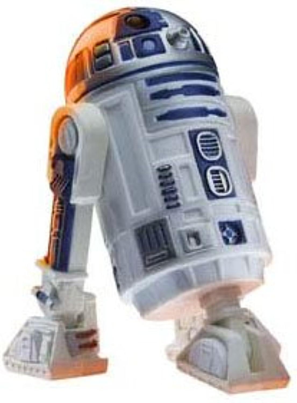 STAR WARS Basic Figure R2-D2 version Mustafar (japan import)