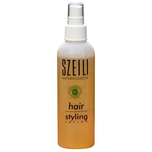 hair styling lotion - natürliche Bio-Lotion von SZEILI Naturkosmetik mit Austria Bio Garantie