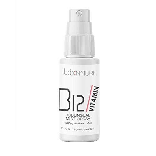 Vitamin B12 Oral Sublingual Spray