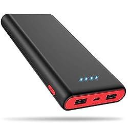 Portable Charger Power Bank 25800mAh, Ultra-High Capacity Fast...