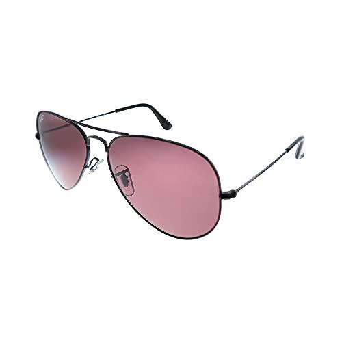 Ray-Ban 0RB3025-58-002-AF Gafas, 002/S2, 58 para Hombre