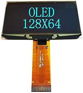 YASE-king 2.42 Inch OLED Display 128X64 LCD Module Display Screen 8Bit-6800/8080 4-SPI Serial I2C IIC Interface 24PIN SSD1309