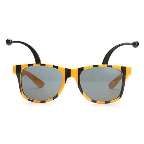 Gafas de sol para disfraz de abejorro