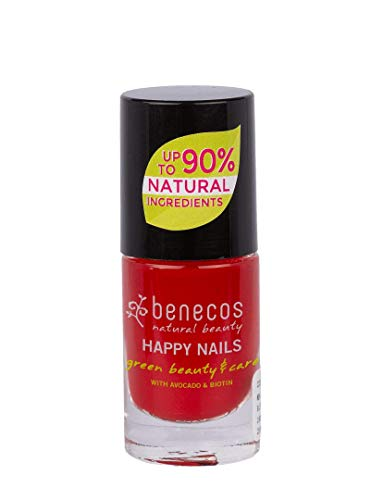 benecos Nagellack (Vintage Red)