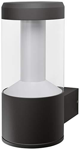 LEDVANCE Smart+ LED Wandleuchte, ZigBee, dimmbar, warmweiß bis tageslicht, RGB Farbwechsel, Direkt kompatibel mit Echo Plus und Echo Show (2. Gen.), Kompatibel mit Philips Hue Bridge
