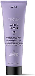 Lakme Teknia White Silver Hair Mask, 250 ml