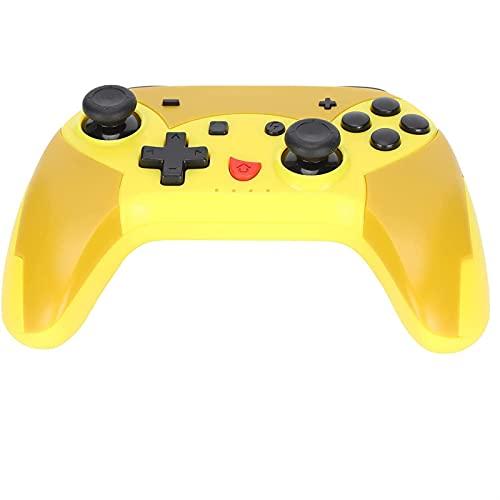 ZLQBHJ Controlador de Juegos inalámbrico, Controlador de Juegos S600 Wireless, Interruptor de Controlador Bluetooth Pro Controlador de Juegos, Gran Regalo de Gamepad para niñas/niños/Hombre
