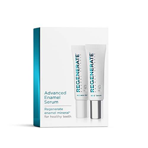 Regenerate Spezial Zahnschmelz-Serum Refill monatliche Nachfüllung  Remineralisierung des Zahnschmelzes für starke, gesunde Zähne  2x 16ml