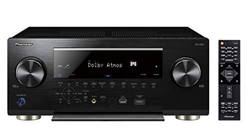Pioneer SC-LX 501-B Class D Netzwerk AV Receiver (270W pro Kanal, WiFi und Bluetooth, Dolby Atmos, DTS X Ready, HDCP 2.2, AppControl) schwarz