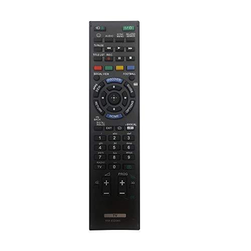 MYHGRC Neue Ersatz Fernbedienung RM-ED060 für Sony Fernbedienung Bravia TV Fernbedienung KDL-40W5800 KDL-40W5730 KDL-46W5820 KDL-32W5710 KDL-52W5500 KDL-32W5830 KDL-46EX1