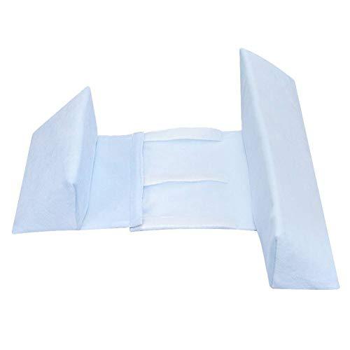 alpscale Abnehmbares herausnehmbares und waschbares Seitenstützkissen für Babys