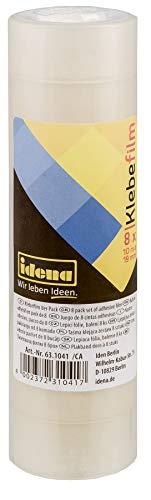 Idena 631041 - Klebefilm 8 Stück, 19 mm x 10 m