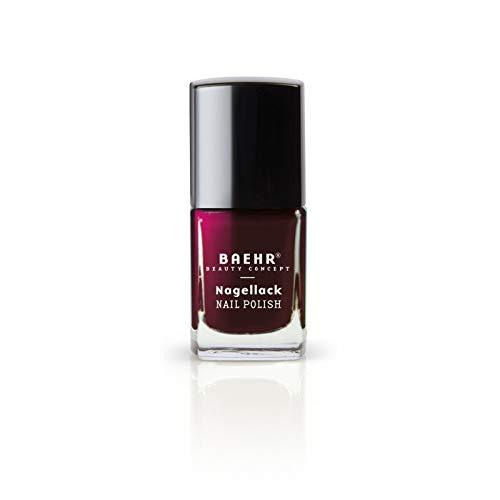 BAEHR BEAUTY CONCEPT - NAILS Nagellack dark rouge 11 ml