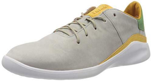 Think! Herren 686620_Lait Sneaker, Grau (Stahl/Kombi 19), 44 EU