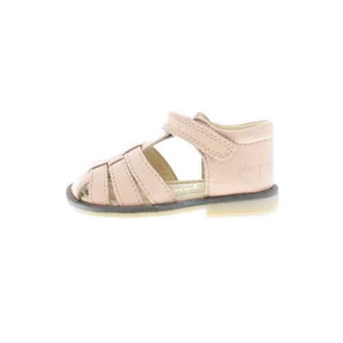 pom pom Schuhe für Mädchen Sandalen Pink 421008 (22)