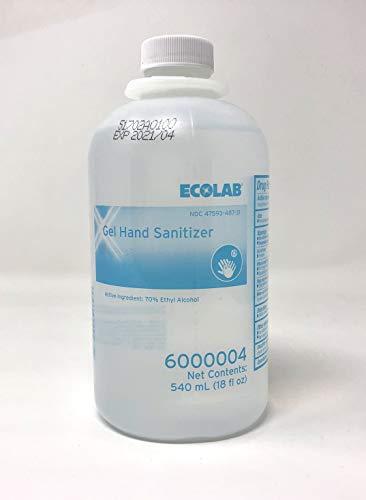 Hand Sanitizer - Item Number 6030370EA - 540 mL - 1 Each/Each