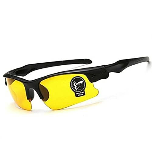 Conducir anti-deslumbramiento gafas de sol polarizadas gafas de visión nocturna gafas conductor gafas accesorios interior dispositivo de protección 3