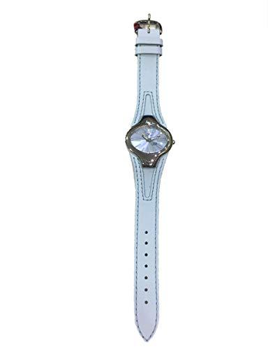 Reloj Viceroy 40448-35 de la colección Top de Mujer con Caja de Acero y Correa de Piel Azul Celeste