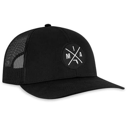 MIA Hat - Miami Trucker Hat Basebal…