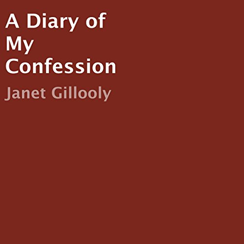 A Diary of My Confession audiobook cover art