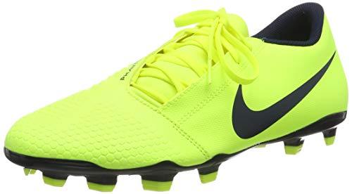 Nike Phantom Venom Club Fg, Scarpe da Calcio Uomo, Giallo (Volt/Obsidian/Volt 717), 41 EU